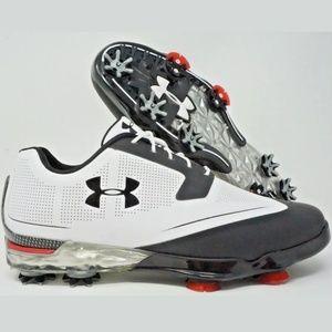 Under Armour Tour Tips Golf Shoes